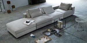 grey great pampas sofa