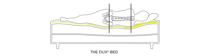 luxury firm soft bed duxiana bed