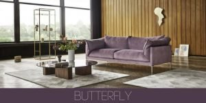 EIlersen Butterfly Sofa