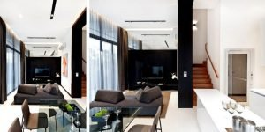 Strategies in Styling Large Spaces & Designer Sofas
