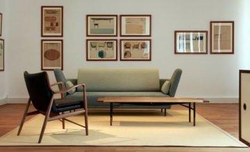 finn Juhl designer furniture