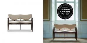 Danish Furniture Designs Nominated for Furniture of the Year 2018 Awards