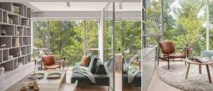 Scandinavian Furniture Meets Singaporean Open Concept Living