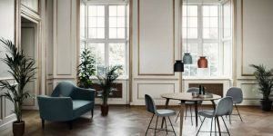 Create Lively Modern Interiors With GUBI Furniture