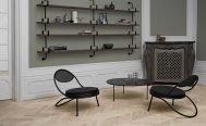 Gubi Copacabana Lounge Chair
