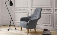 Gubi Adam Lounge Chair - Danish Design Co Singapore