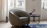 Gubi Revers Lounge Chair - Danish Design Co Singapore