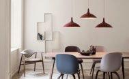 Gubi 1965 Pendant Lamp in Chianti Red Semi Matte - Danish Design Co Singapore