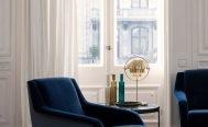 Gubi Multi-Lite Table Lamp in Brass