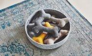 MiaCara Stella Dog Toy Bone - Danish Design Co Singapore