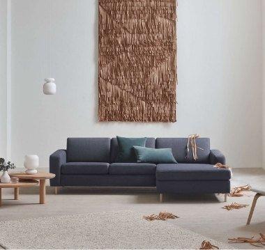 Bolia sofa and furniture at Danish Design Co Singapore