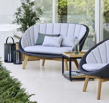 Cane-Line brand at Danish design co Singapore
