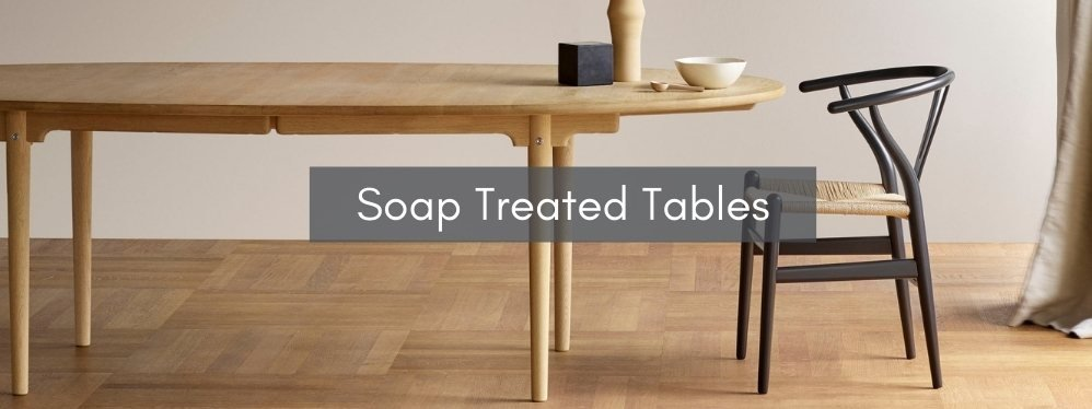 Carl Hansen & Søn Product Care for Soap Treated Tables - Danish Design Co Singapore