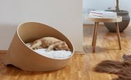MiaCara Covo Cat Lounger Bed - Danish Design Co Singapore