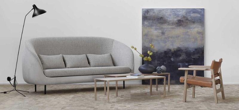 Designer living room furniture - Iconic collection - Danish design co