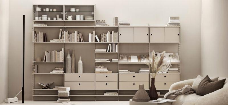 Designer storage furniture - Iconic collection - Danish design co