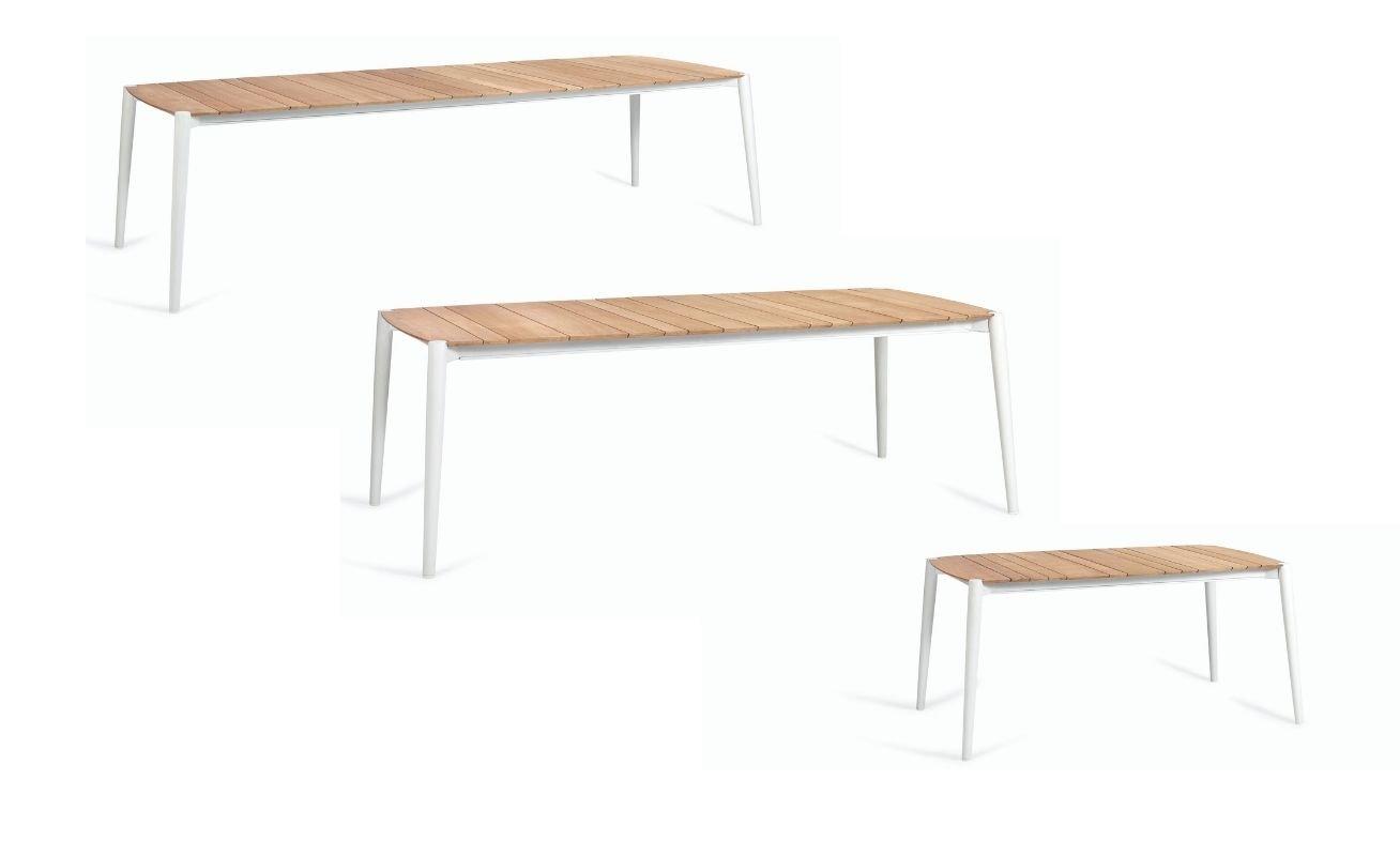 Diphano Icon Outdoor Dining Table teak - Danish Design Co Singapore