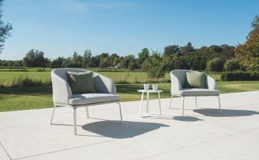 Diphano Random Outdoor Lounge Chair- Danish Design Co Singapore