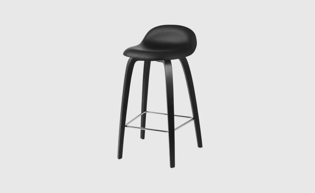Gubi 3D Bar & Counter Stool - Danish design co 2