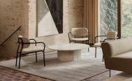Gubi Coco Lounge Chair - Danish Design Co Singapore