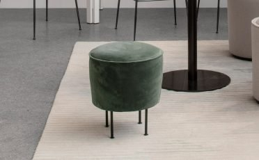 Gubi Modern Line Pouffe - Danish Design Co Singapore