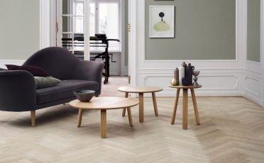 Gubi Paper Coffee Table - Danish design co 1