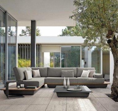 Manutti Outdoor furniture brand - Danish design co 3
