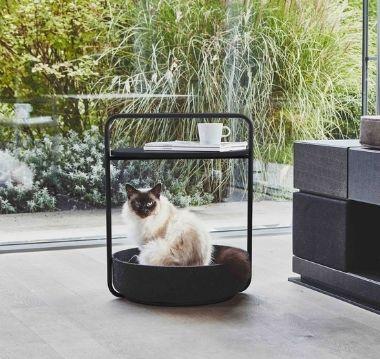 Mia Cara pet furniture brand at Danish design co singapore