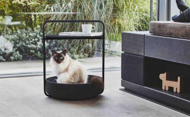 MiaCara Tavolino Cat Side Table - Danish Design Co
