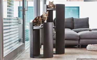 MiaCara Torre Cat Tower Scratcher - Danish Design Co Singapore