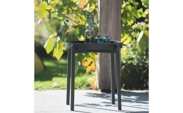 Diphano Omer- Dark Lava Tray Table