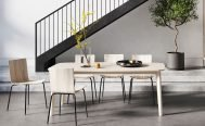 Skovby SM118 : 119 Dining Table - Danish Design Co