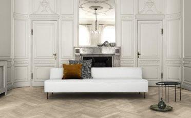 Gubi Modern Line Sofa - Danish Design Co Singapore