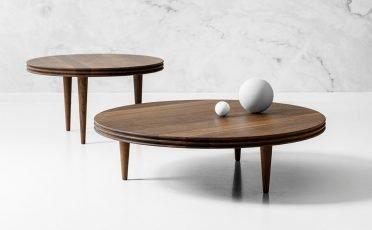 Dk3 Groove Coffee Table