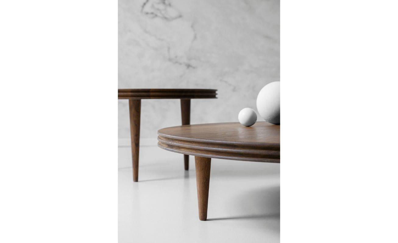 Dk3 Groove Coffee Table - Danish Design Co Singapore