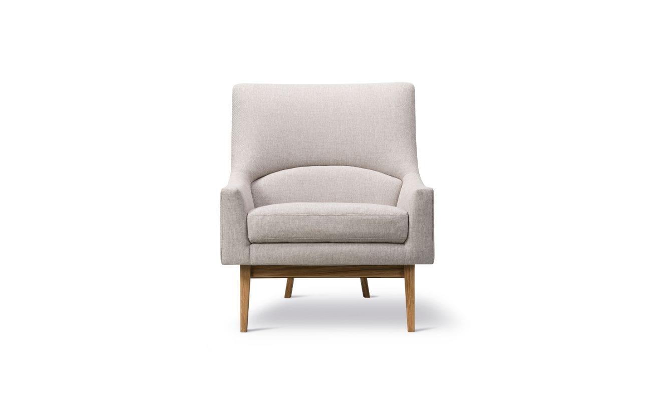 Fredericia A-Chair Lounge Chair - Danish Design Co Singapore