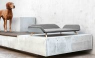 MiaCara Letto Dog Day Bed - Danish Design Co Singapore