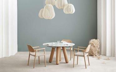 Bolia Balance Marble Dining Table - Danish Design Co