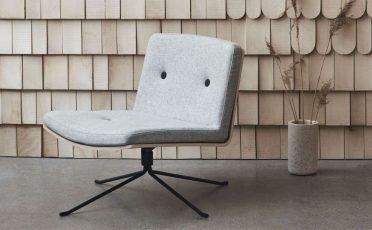 Bolia Bullet Lounge Chair - Danish Design Co Singapore