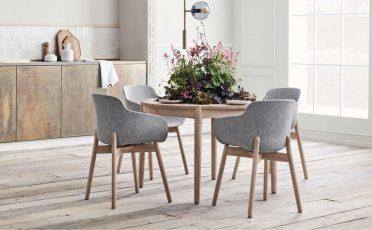 Bolia Hug Dining Chair 1