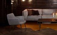 Bolia Lounge Chair - Danish Design Co Singapore