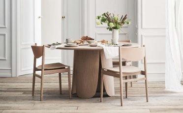 Bolia Peyote Dining Table - Danish Design Co