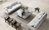 Fredericia Calmo Sofa - Danish Design Co Singapore