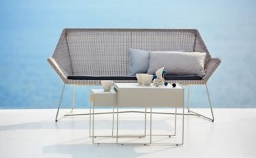 Cane-line 2 Seater Breeze Outdoor Sofa - Danish Design Co Singapore