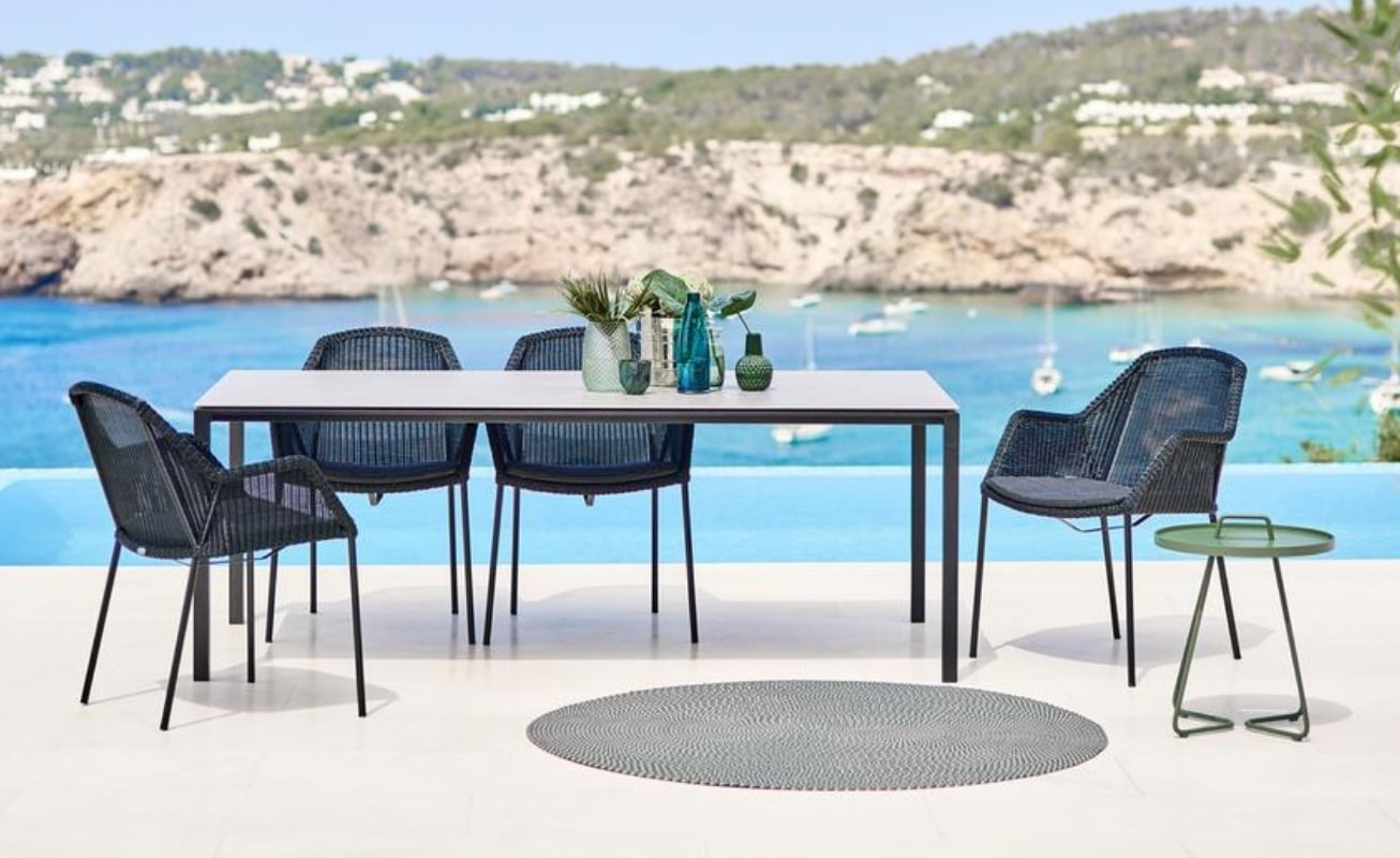 Cane-line Breeze Outdoor Dining Chair