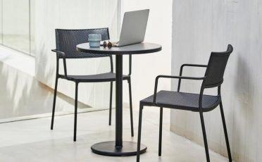 Cane-line Go Cafe Table - Danish Design Co Singapore