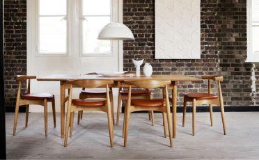 Carl Hansen CH20 Elbow Oak Dining Chair - Danish Design Co Singapore