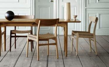 Carl Hansen CH23 Dining Chair - Danish Design Co Singapore