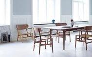 Carl Hansen CH26 Dining ChairCarl Hansen CH26 Dining Armchair - Danish Design Co Singapore