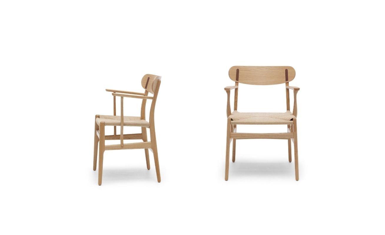 Carl Hansen CH26 Dining Armchair - Danish Design Co Singapore
